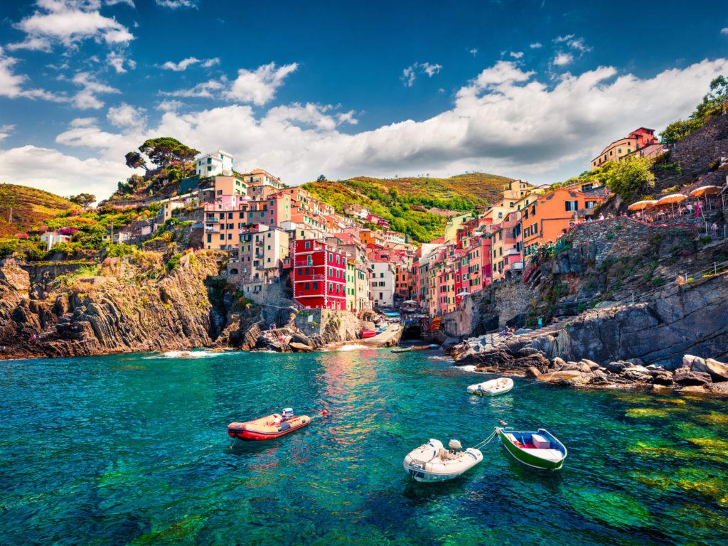La Spezia - Cruise Middellandse Zee Oceania Cruises - Brasschaat Travel
