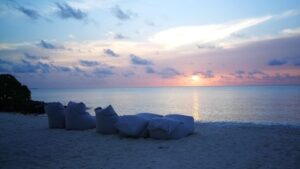 Sunset Maledives Lux