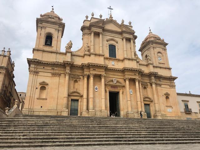Noto Baroque Church