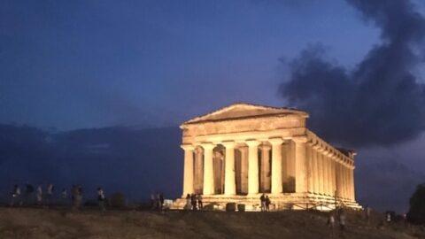 Concordia Tempel Agrigentp