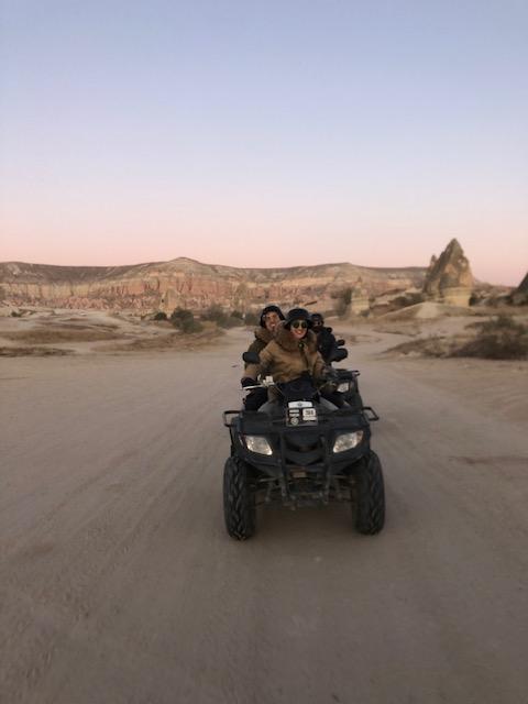 Cappadocia_Sunset ATV