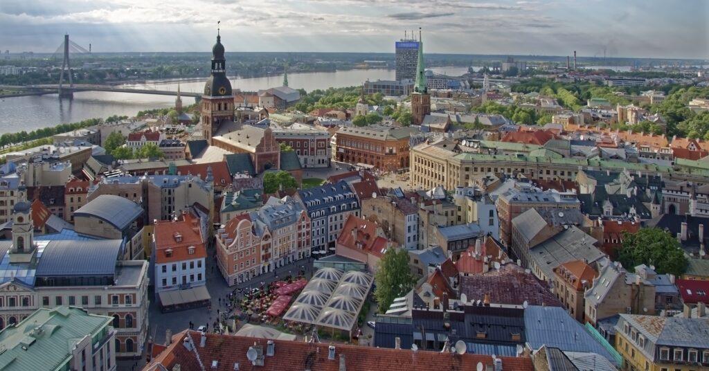 Riga, Litouwen